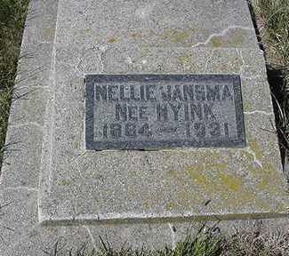 JANSMA, NELLIE - Sioux County, Iowa | NELLIE JANSMA