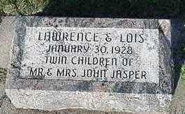 JASPER, LAWRENCE - Sioux County, Iowa | LAWRENCE JASPER