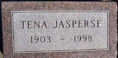 JASPERSE, TENA - Sioux County, Iowa | TENA JASPERSE