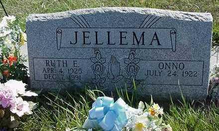 JELLEMA, RUTH E. - Sioux County, Iowa | RUTH E. JELLEMA