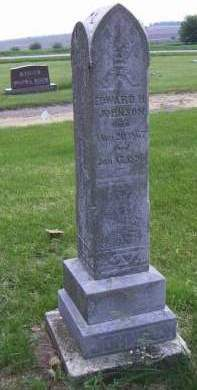 JOHNSON, EDWARD H. - Sioux County, Iowa | EDWARD H. JOHNSON