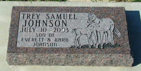 JOHNSON, TREY SAMUEL - Sioux County, Iowa | TREY SAMUEL JOHNSON