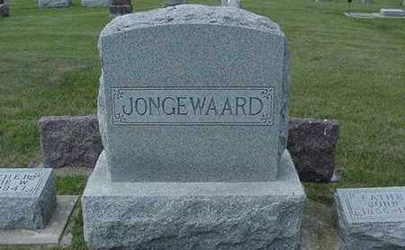 JONGEWAARD, HEADSTONE - Sioux County, Iowa | HEADSTONE JONGEWAARD