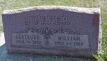 JUFFER, WILLIAM - Sioux County, Iowa | WILLIAM JUFFER