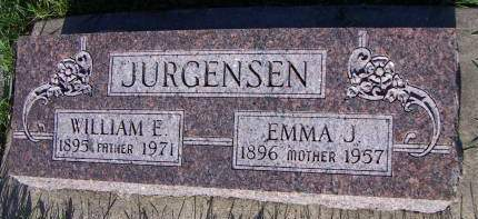 JURGENSEN, WILLIAM E. - Sioux County, Iowa | WILLIAM E. JURGENSEN