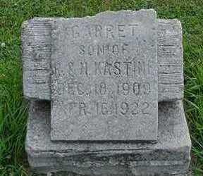 KASTEIN, GARRIT - Sioux County, Iowa   GARRIT KASTEIN