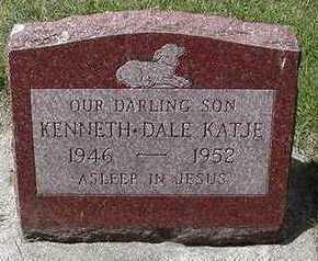 KATJE, KENNETH DALE - Sioux County, Iowa | KENNETH DALE KATJE