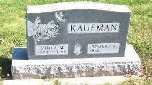 KAUFMAN, VIOLA M. - Sioux County, Iowa | VIOLA M. KAUFMAN