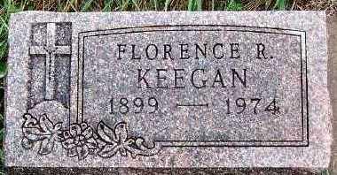 KEEGAN, FLORENCE R. - Sioux County, Iowa | FLORENCE R. KEEGAN