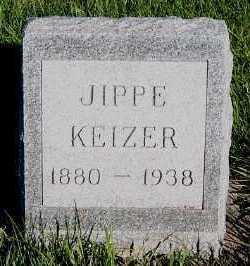 KEIZER, JIPPE - Sioux County, Iowa   JIPPE KEIZER