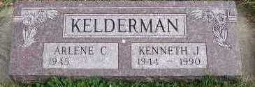 KELDERMAN, KENNETH J. - Sioux County, Iowa | KENNETH J. KELDERMAN