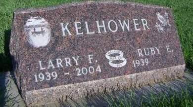 KELHOWER, LARRY F. - Sioux County, Iowa | LARRY F. KELHOWER