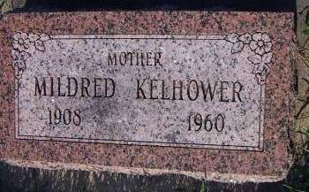 KELHOWER, MILDRED - Sioux County, Iowa | MILDRED KELHOWER