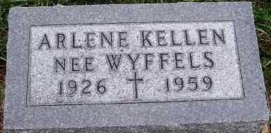KELLEN, ARLENE - Sioux County, Iowa | ARLENE KELLEN