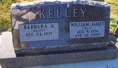 KELLEY, WILLIAM JAMES - Sioux County, Iowa | WILLIAM JAMES KELLEY