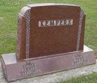 KEMPERS, ANNIE - Sioux County, Iowa | ANNIE KEMPERS