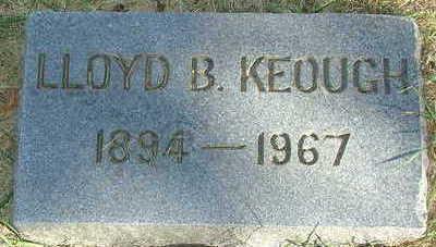 KEOUGH, LLOYD B. - Sioux County, Iowa | LLOYD B. KEOUGH