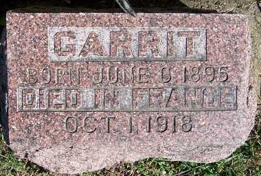 KERSBERGEN, GARRIT - Sioux County, Iowa | GARRIT KERSBERGEN