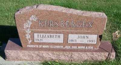 KERSBERGEN, JOHN - Sioux County, Iowa | JOHN KERSBERGEN