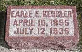 KESSLER, EARL E. - Sioux County, Iowa | EARL E. KESSLER