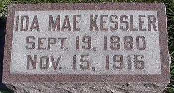 KESSLER, IDA MAE - Sioux County, Iowa | IDA MAE KESSLER