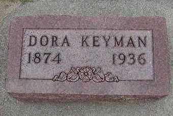KEYMAN, DORA - Sioux County, Iowa | DORA KEYMAN
