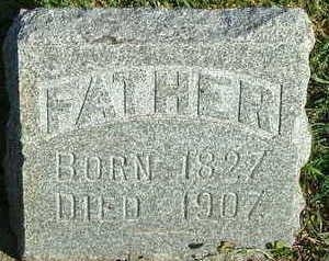 KING, THOMAS (FATHER) - Sioux County, Iowa   THOMAS (FATHER) KING
