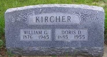 KIRCHER, DORIS D. - Sioux County, Iowa | DORIS D. KIRCHER