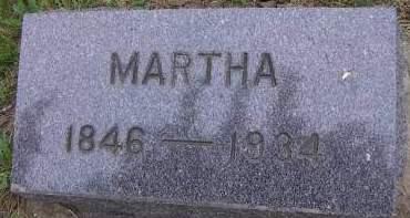 KIRKPATRICK, MARTHA - Sioux County, Iowa | MARTHA KIRKPATRICK