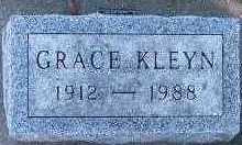 KLEYN, GRACE - Sioux County, Iowa | GRACE KLEYN