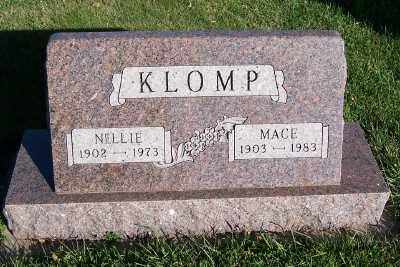 KLOMP, MACE - Sioux County, Iowa | MACE KLOMP