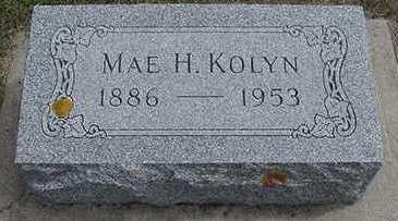 KOLYN, MAE H. - Sioux County, Iowa | MAE H. KOLYN