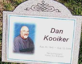KOOIKER, DAN - Sioux County, Iowa   DAN KOOIKER