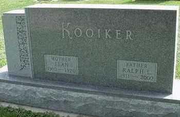 KOOIKER, JEAN - Sioux County, Iowa | JEAN KOOIKER