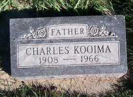 KOOIMA, CHARLES - Sioux County, Iowa | CHARLES KOOIMA