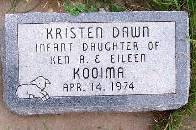 KOOIMA, KRISTEN DAWN - Sioux County, Iowa | KRISTEN DAWN KOOIMA