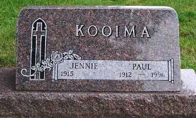 KOOIMA, PAUL - Sioux County, Iowa | PAUL KOOIMA