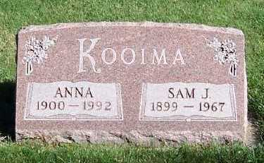 KOOIMA, SAM J. - Sioux County, Iowa | SAM J. KOOIMA