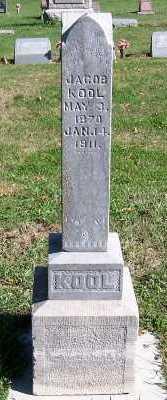 KOOL, JACOB - Sioux County, Iowa | JACOB KOOL