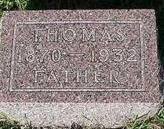 KOOREMAN, THOMAS - Sioux County, Iowa   THOMAS KOOREMAN