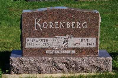 KORENBERG, BERT - Sioux County, Iowa | BERT KORENBERG