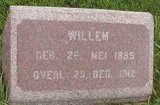 KOSTER, WILLEM - Sioux County, Iowa | WILLEM KOSTER