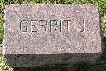 KOTS, GERRIT J. - Sioux County, Iowa   GERRIT J. KOTS