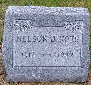 KOTS, NELSON J. - Sioux County, Iowa | NELSON J. KOTS