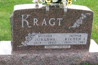 KRAGT, REUBEN J. - Sioux County, Iowa | REUBEN J. KRAGT