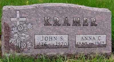 KRAMER, JOHN S. - Sioux County, Iowa | JOHN S. KRAMER