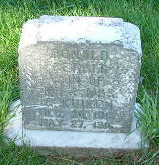 KUIKEN, DONALD GERRIT - Sioux County, Iowa | DONALD GERRIT KUIKEN