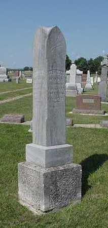 KUYPER, ADRIANNA - Sioux County, Iowa   ADRIANNA KUYPER