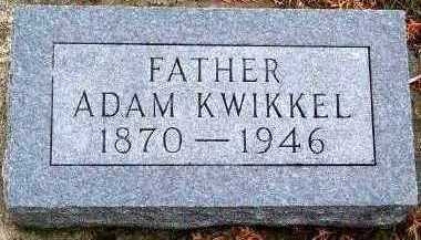 KWIKKEL, ADAM - Sioux County, Iowa | ADAM KWIKKEL