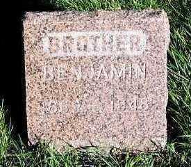 LAMEYER, BENJAMIN - Sioux County, Iowa   BENJAMIN LAMEYER